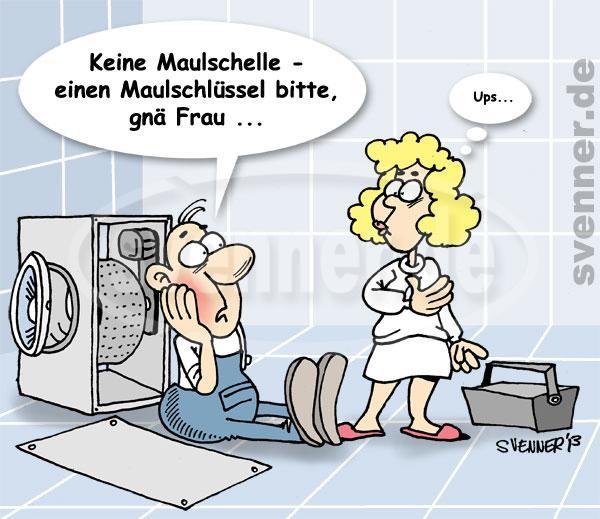 Cartoon Monteur Fail Svenner De
